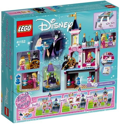 Klocki Lego 41152 Bajkowy Zamek śpiącej Królewny Disney Princess