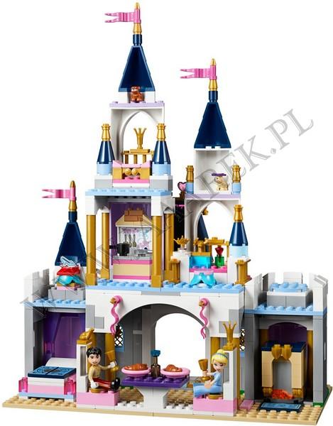 Klocki Lego 41154 Wymarzony Zamek Kopciuszka Disney Princess