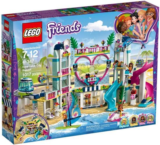 Klocki Lego 41347 Kurort W Heartlake Friends