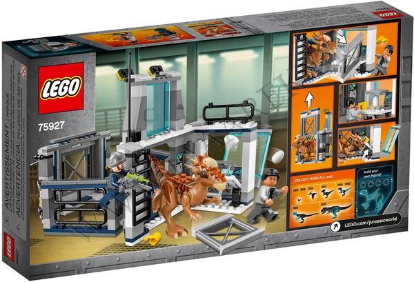 Klocki Lego 75927 Ucieczka Z Laboratorium Ze Stygimolochem