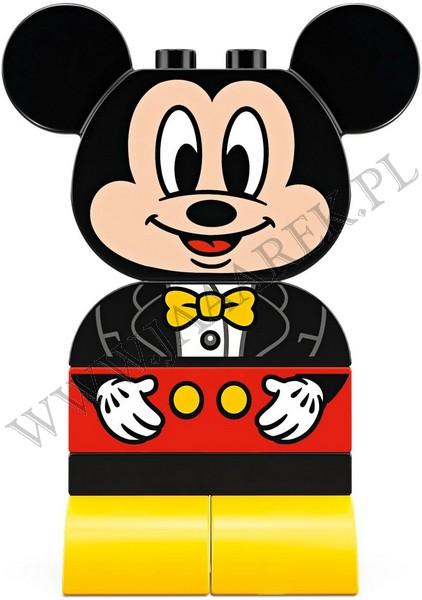 Klocki Lego 10898 Moja Pierwsza Myszka Miki Duplo