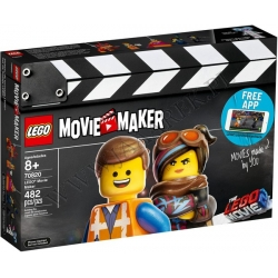 Klocki LEGO 70820 - LEGO Movie Maker LEGO MOVIE 2