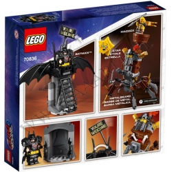 Klocki LEGO 70836 - Batman i Stalowobrody LEGO MOVIE 2