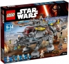 Klocki LEGO 75157 - AT-TE kapitana Rexa STAR WARS