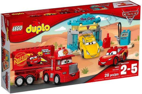 Klocki Lego 10846 Kawiarnia Flo Duplo