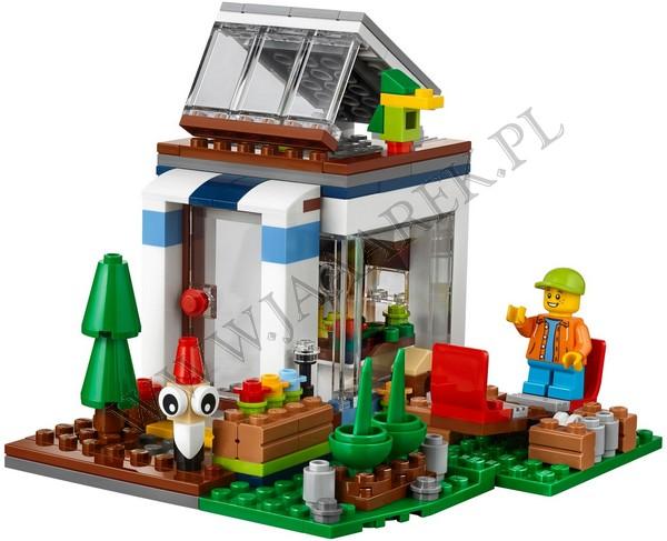 Klocki Lego 31068 Nowoczesny Dom Creator
