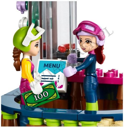 Klocki Lego 41324 Wyciąg Narciarski W Zimowym Kurorcie Friends